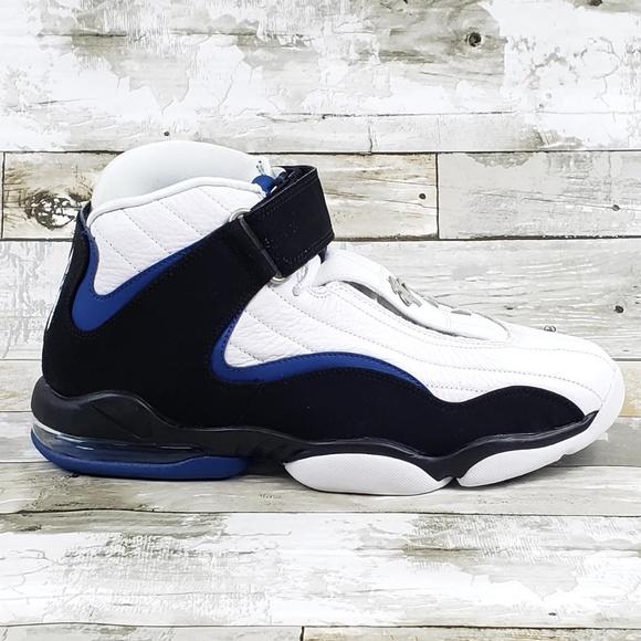 52237801365b45 Nike Air Max Penny IV White Hardaway Orlando Magic